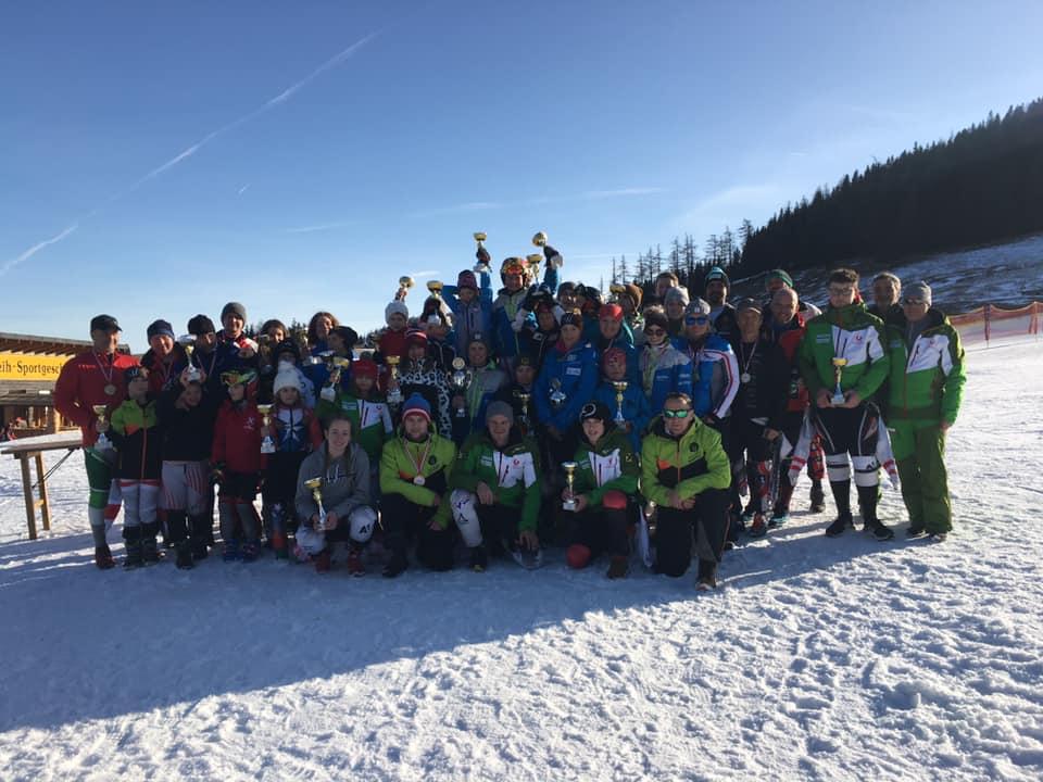 BZ Cup Slalom / SV Passail beim Aibl Lift
