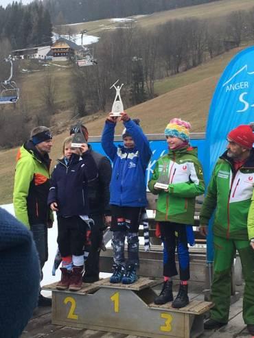 BZ Cup Riesentorlauf / WSV Anger in Hauereck