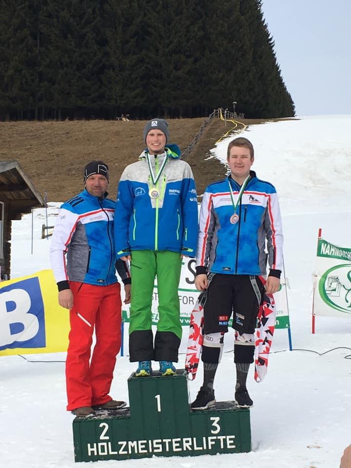 BZ Cup Riesentorlauf / SV Rechberg beim Holzmeister Lift