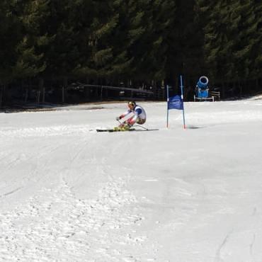 CUP Riesentorlauf / Union SV Heilbrunn  beim Holzmeisterlift