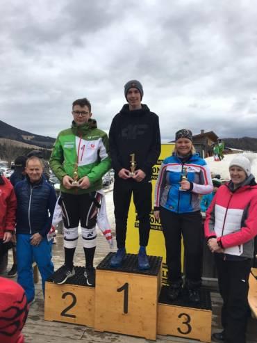 BZ CUP Riesentorlauf / SV Breitenau und FC Donald beim Aibllift