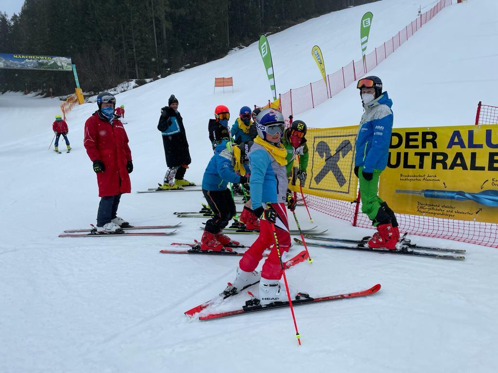 Erfolge für den WSV bei den Steirische Kinderrennen